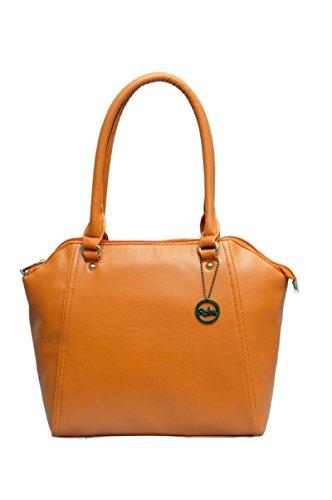 Reba Fashion caprese Shoulder Bag -Tan  available at amazon for Rs.1402