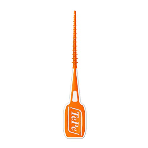 TePe EasyPick Dental Stick in Größe XS/S / Für eine einfache, tägliche Anwendung zwischendurch und unterwegs, 1 x 36 Stück inklusive praktischem Taschenetui