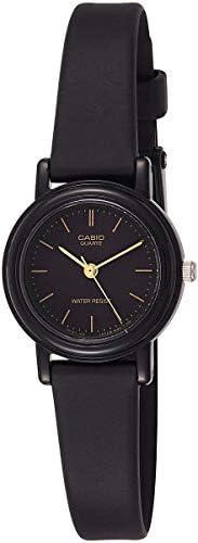 Casio Women's Black Dial Resin Analog Watch - LQ-139AMV-1