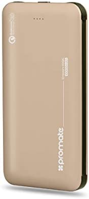 Apple iPad Pro Qualcomm QC 3.0 Power Bank, Premium 18W USB-C 10000mAh Portable Charger with Power Delivery, 2