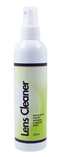 Lens Cleaner Brillenspray / Brillenreiniger für alle Brillengläser | 30ml / 120ml / 240ml Größe 240ml