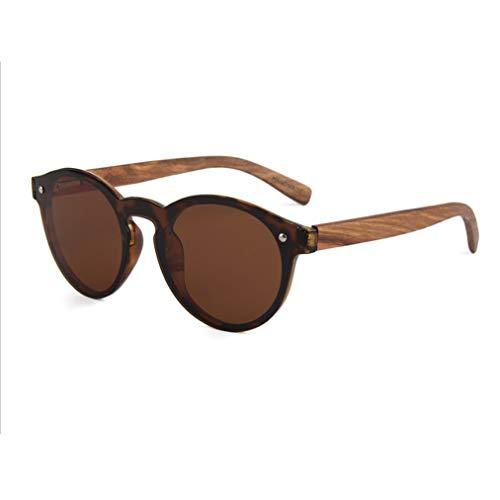 WYJW Spring Legs Sonnenbrille mit integriertem Objektiv Zebra Trend Sonnenbrille mit polarisierten Gläsern Kaufen Sie eine und Sie erhalten Zwei