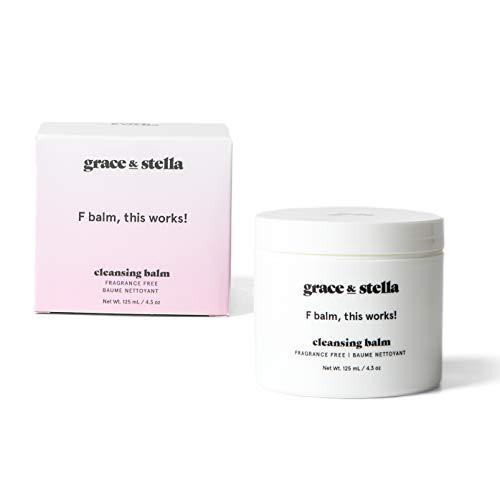 Balsamo Detergente Rimozione Trucco (125ml) Rimuovi il trucco ostinato, inclusi mascara waterproof, fondotinta duraturo, crema solare, impurità