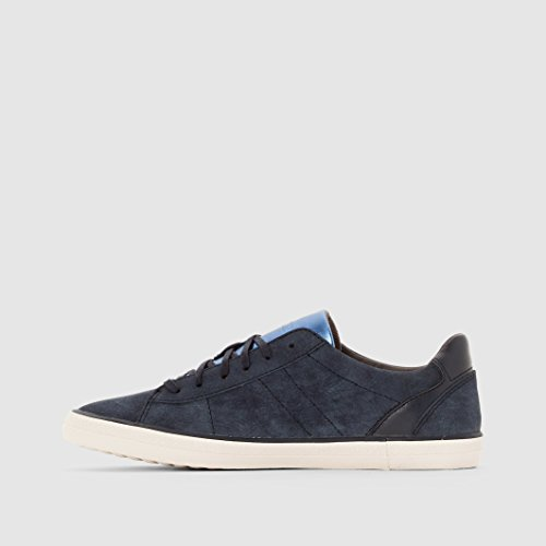 ESPRIT 076EK1W021-400 Miana Lace Up, Sneaker donna Blu scuro