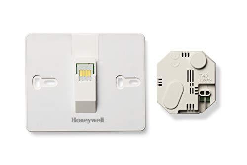 Honeywell Home ATF300 evohome Wi-Fi Wandhalterung mit Spannungsversorgung -