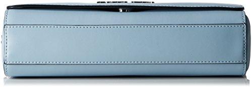Armani Jeans 922578cc864, Borsa Donna, 8x20x28 cm Blu (LIGHT BLU 13131)