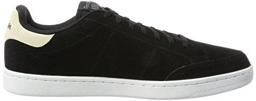 Reebok Royal Smash Sde, Sneaker Uomo Nero (noir / Stuc / Alliage / Blanc / Argent)