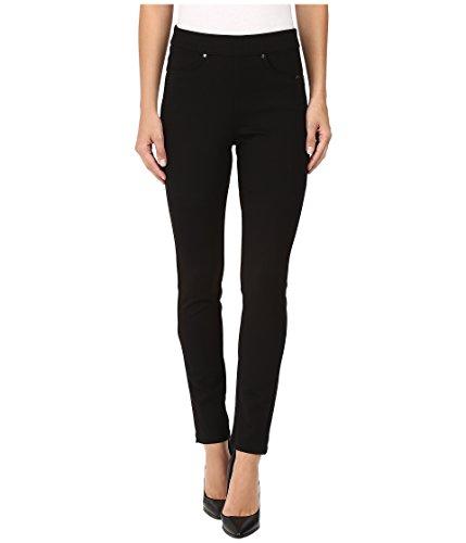 FDJ French Dressing Jeans Ponte Slim Jegging - Schwarz - 6W x 32L -