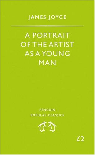 Portrait of the Artist As a Young Man (Penguin Popular Classics)