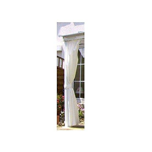 Leco Seitenteile zur Terrassenüberdachung Art. 13674100, 4-er-Set