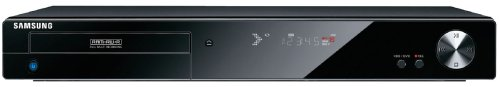 Samsung DVD-HR 775 A DVD-/Festplatten-Rekorder 250 GB (DivX-zertifiziert, HDMI, Upscaler 1080p, USB 2.0) schwarz
