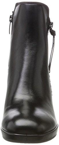Ecco Shape 55 Chalet Platform, Bottes Pour Femme Noir (noir)