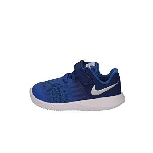 Nike NIK907255-400 Basket Bébé