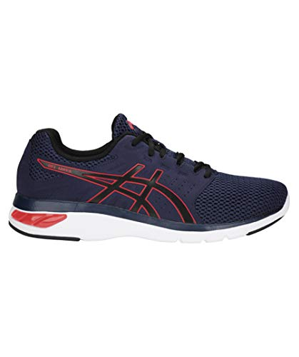 16. ASICS Men's Gel-Moya Peacoat/Black Running Shoes