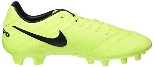 Scarpe Da Calcio Nike Tiempo Mystic V Fg Verde (volt / Nero / Volt)