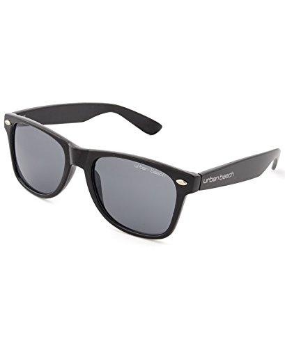 Urban Beach Kinder Buddy Wayfarer Sonnenbrillen schwarz S