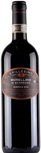 Grillesino Morellino di Scansano Riserva 2012