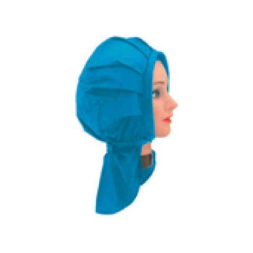 Sibel - Bonnet Permanente Velcro - Couleur : Ciel