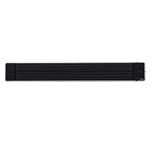 TROTEC 1410003330 Calefactor por radiación de luz negra IRD 2400 | Radiador Infrarrojo | Para exteriores...