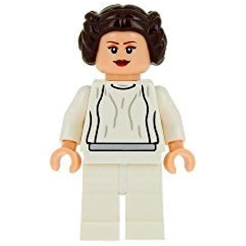 Lego Star Wars Minifigure Princess Leia from Millennium Falcon (7965) by LEGO