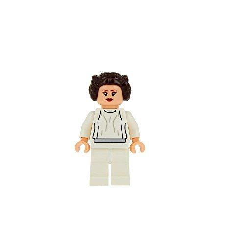 Lego Star Wars Minifigure Princess Leia from Millennium Falcon (7965) by LEGO [parallel import goods]