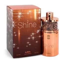 Ajmal Shine Eau De Parfum Spray By Ajmal - 2.5 oz -