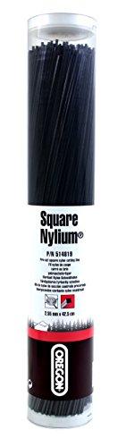 Oregon 514820 - Piazza nylium linea trimmer resistente per vegetazione secca sul terreno roccioso