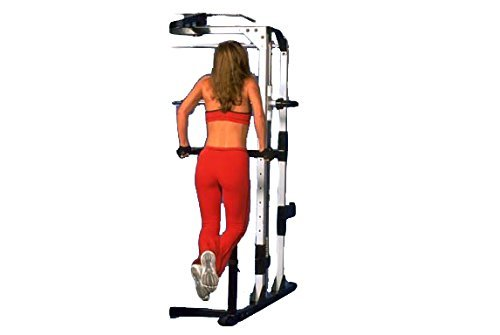 Yukon Fitness Dip Station Attachment for Power Rack & Caribou Home Gyms DIP-173 by Yukon