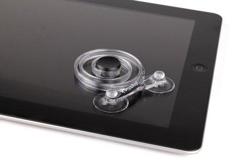 'DURAGADGET Controller/Joystick Tragbarer und flach für Tablets Samsung Galaxy Tab S 8.4WiFi SM-T700und LTE T705Android 4.4(KitKat)–Die Genauigkeit ultimative für Ihre Spiele (Wie Man Eine App)