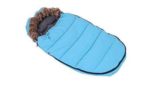 Baby sleeping bags NWYJR Baby Schlafsack weiche gemütliche Bettdecke geeignet für Neugeborene Wrap Decke wickeln , blue