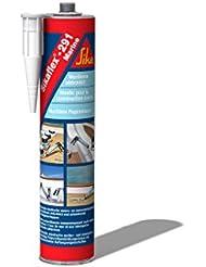 Sikaflex 291 Masilla Adhesiva para Sellado Cartucho 300 ml Cartucho 300cc/Blanco