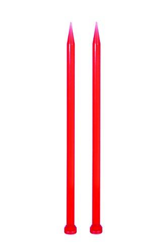 m, spitz, Nadeln, mehrfarbig, Farbe ()