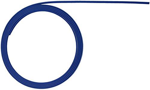 Mini Trim Profil blau für innen Auto 3mm x 3mt