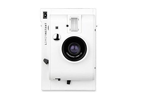 Lomography Lomo'Instant White - Fotocamera instantaneea