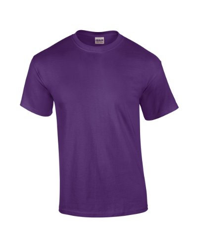 Gildan Shirt Erwachsene Ultra Cotton TM pourpre