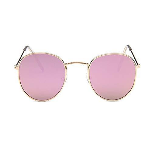 ChenYongPing Unisex Sonnenbrille Bifokale Lesesonnenbrille für Männer oder Frauen 100% UV-Schutz UVA & UVB verspiegelte Linse ideal für alle Klima-und Wetterbedingungen (Farbe : Rosa)