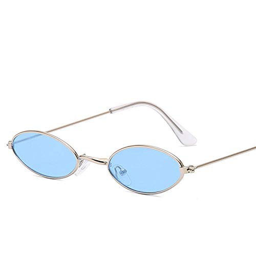 Sunglasses Sports Men and Women Running Cycling Fishing Driving Golf Indestructible Frame@Silver Frame Blue_A04-3-66516