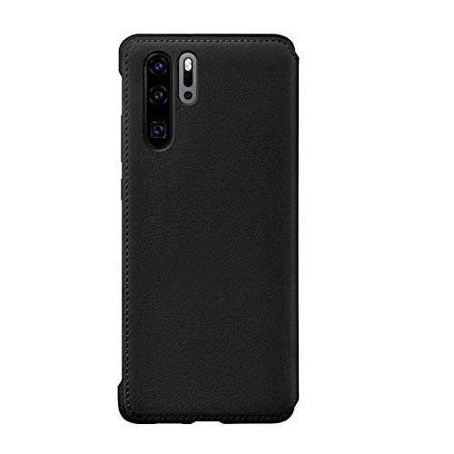 Huawei Booklet Wallet Cover P30 Pro, Schwarz -