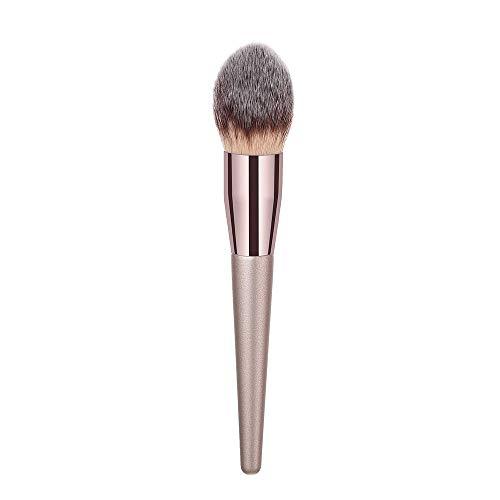 LSAltd 1 STÜCKE Holz Foundation Kosmetische Augenbrauen Lidschatten Pinsel Make-Up Pinsel Sets Werkzeuge -