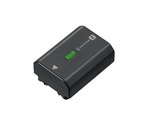 Sony NP-FZ100 Batteria ricaricabile per Fotocamere Sony, Batteria Info Lithium Serie Z 7,2V/16,4Wh (2280 mAh), Compatibile con Sony Alpha 9, Alpha 7RM3, Alpha 7M3