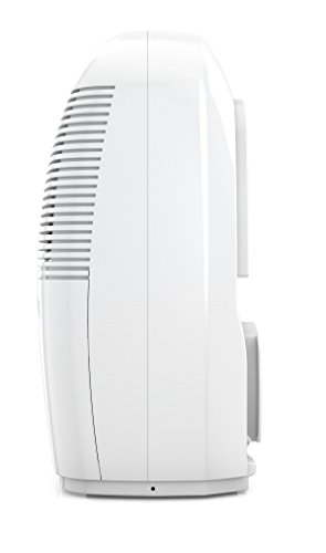 Ebac 2650e 18 Litre Dehumidifier for Condensation, Damp and Mould with Smart Auto-Function, ​Laundry Boost and Air Purification Mode, Free 2 Year Warranty, White