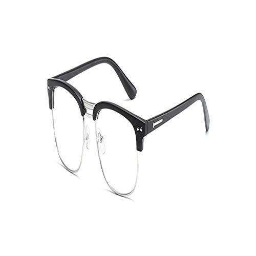 Daawqee Prämie Sonnenbrillen,Brillen, Clear Glasses Women Classic Optics Eyeglasses Men Spectacle Frametransparent Lens Optical Aviation Glass For TOM