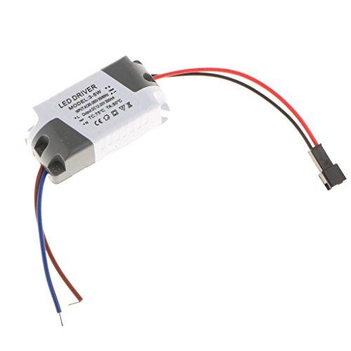 Baoblaze Fuente de alimentación del transformador Controlador de lámpara LED Herramienta de...
