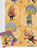 Fifi and the Flowertots Gift Wrap & Tags Pack