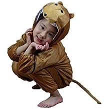 Niños Disfraces de Animales Niños Niñas Unisex Disfraces Cosplay Niños Onesie (Mono, M (