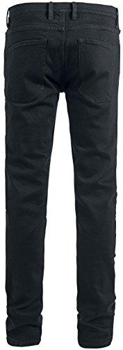 Black Premium by EMP Pete Unwashed(Straight Fit) Jeans schwarz Schwarz