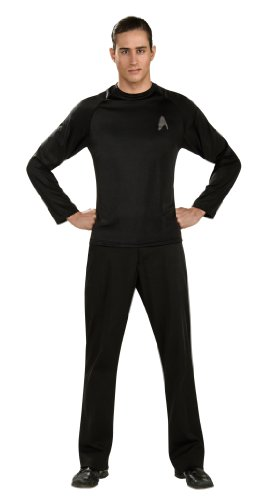 nst Uniform Herren , Größe:XL (Halloween Star Trek)