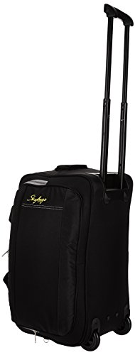 c66ba6ed22b4 66% OFF on Skybags Cardiff Polyester 52 cms Black Travel Duffle  (DFTCAR52BLK)