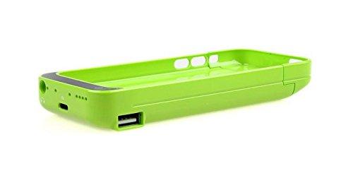GDS Charge iPhone 5/5S treasure. intégré power. Mobile Téléphone portable boîtier noir