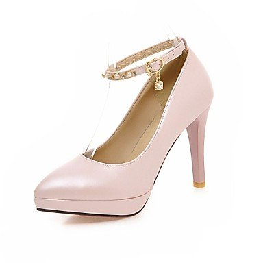Zormey Women'S Shoes Stiletto Heel/Plattform/Schuhe Heels Party & Amp Abend-/Kleid Schwarz/Blau/Pink/Wei? US9.5-10 / EU41 / UK7.5-8 / CN42